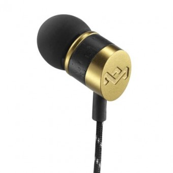 Casti audio in-ear Marley, UpLift Grand, microfon (EM-JE031-GN)