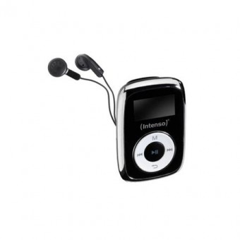 Player MP3 Intenso 8 GB Music Mover negru