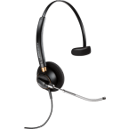 Casca Call Center Plantronics EncorePro HW510V-89435-02, Mono