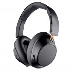 Casti audio over ear Plantronics Backbeat GO 810, bluetooth, Active Noise Canceling, microfon, multipoint, Graphite Black