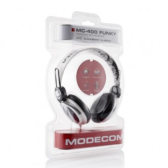 Casti audio Modecom MC-400 FUNKY
