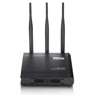 Router NETIS 300Mbps Wireless N WF 2409