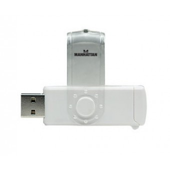 Multi-Card Reader/Writer Manhattan 100779