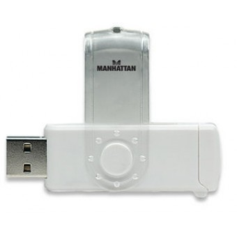 Multi-Card Reader/Writer Manhattan 20 in 1 100793