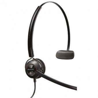 Casca Call Center Plantronics EncorePro HW540-88828-02, Mono, Flexibila