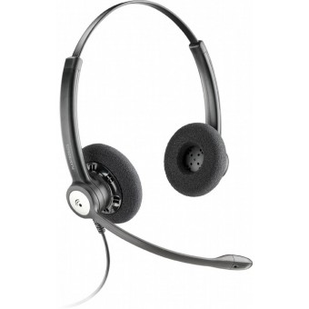 Casca Call Center Plantronics HW121N/A  Binaural