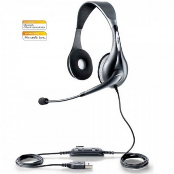 Casca Jabra UC VOICE 150 MS Duo (1593-823-109)