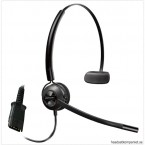 Casca Call Center Plantronics EncorePro HW510-89433-02, Mono, Microfon Noice Canceling