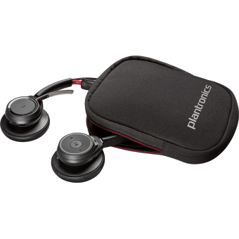 Casca PC or Smartphone, Bluetooth Plantronics VOYAGER FOCUS UC, Multipoint-202652-02