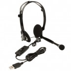 Casti PC Plantronics Audio 400 DSP USB