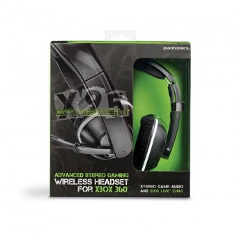 Plantronics GAMECOM X95 / HEADSET WIRELESS FOR XBOX 360