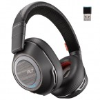 Casti Plantronics 8200 UC, Bluetooth, Multipoint, conectare la PC, Laptop, Mac (208769-01)
