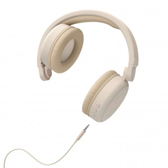 Casti Energy Sistem Headphones 2 Bluetooth, Microfon, Beige