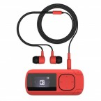 Player Mp3 Energy Sistem, S426485, 8 GB, FM, Clip, Coral