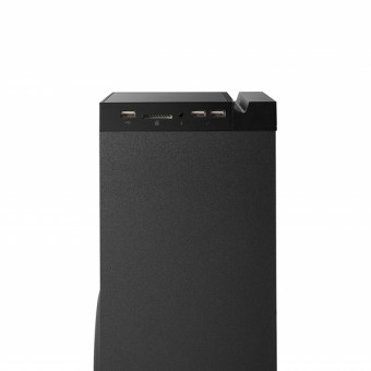 Boxa 2.1 Energy Multiroom Tower Wi-Fi, 60W, bluetooth, USB/SD/SDHC/MMC, negru