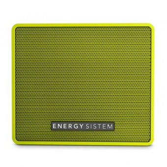 Mini boxa portabila ENERGY MUSIC BOX 1+, 5W, bluetooth, radio FM, microfon, microSD MP3, verde