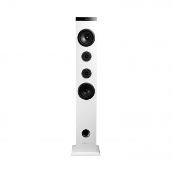 Sistem Audio Energy Tower 5, 60 W (RMS) Putere, Bluetooth 4.0, Alb