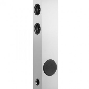 Sistem Audio Energy Tower 3 G2, 45 W (RMS) Putere, Bluetooth 4.1, FM, Alb