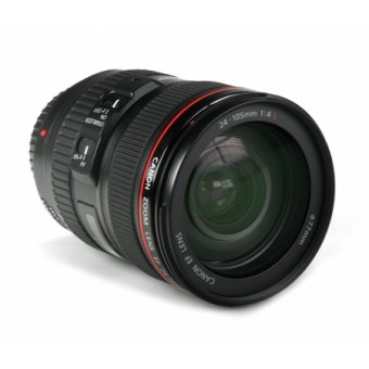 Canon EF 24-105mm f/4L IS USM (stabilizare de imagine) IS