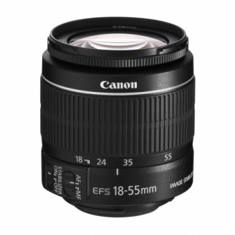 Canon EF-S 18-55mm f/3.5-5.6 IS (stabilizare de imagine) II (2011)