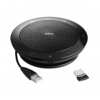 Sistem de Conferinta Bluetooth si USB Jabra SPEAK 510 MS +, Negru (7510-409)