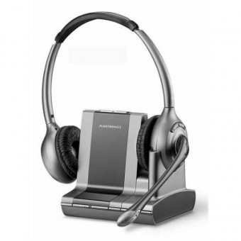 Casca Wireless Plantronics SAVI Office WO350