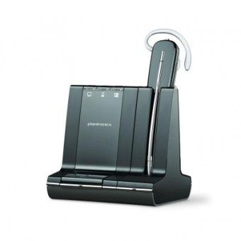 Casca Wireless Plantronics SAVI 3IN1 W740