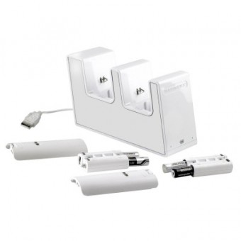 Baza de Incarcare T Charge Duo + NW (alb)