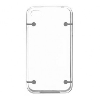 iPhone4/4S iPlate style white