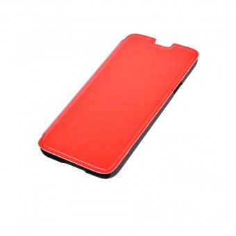 Husa Folio iPhone 5/5S Rosu