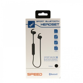 Casca Bluetooth Tellur Speed, Sport, Negru