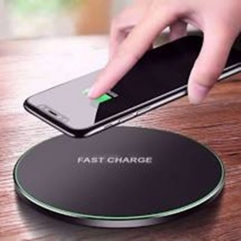 Incarcator wireless Samsung Charger Pad, Black EP-P1100BBEGWW